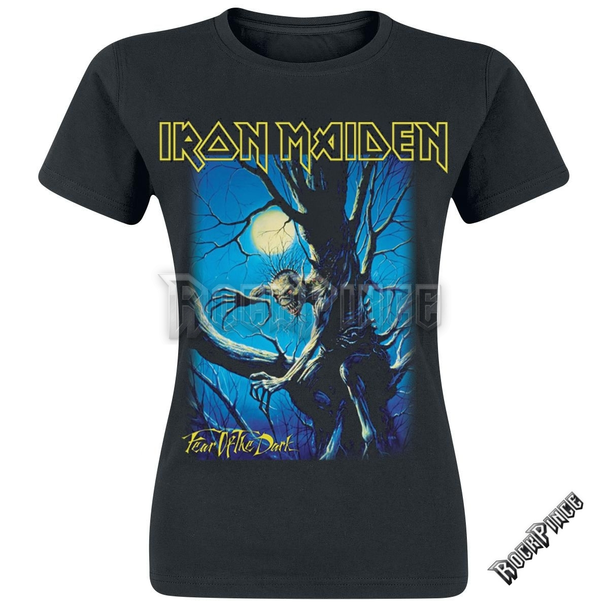 Iron Maiden - Fear of the dark - női póló