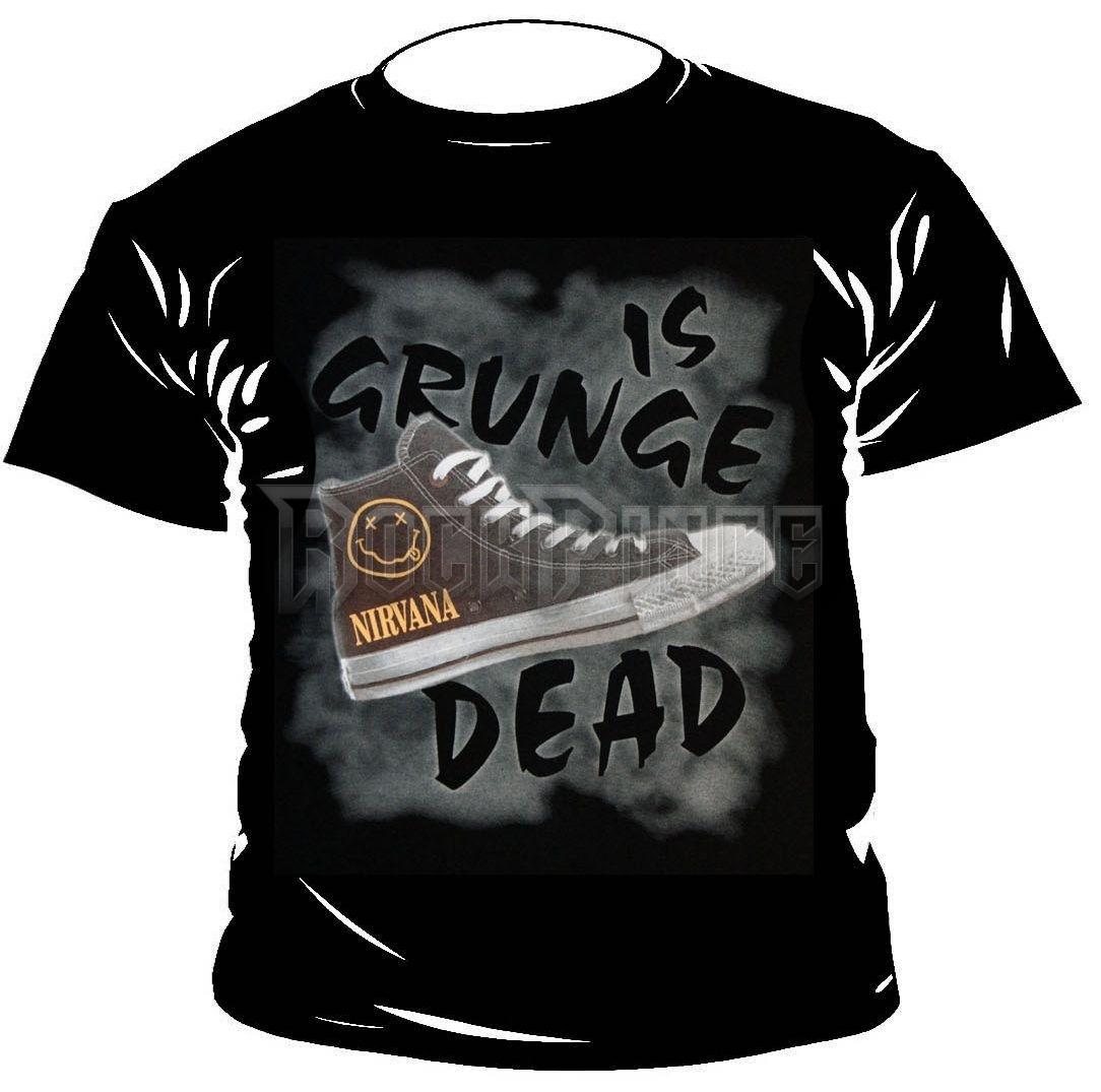 Nirvana - Is Grunge Dead