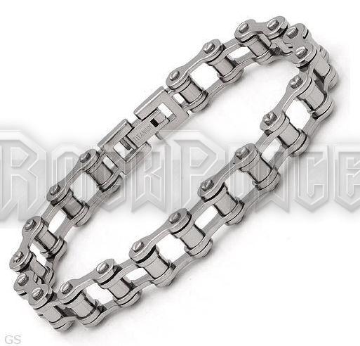 e51b8316a8 Motor Chain Bracelet - rozsdamentesacél férfi karkötő - Rockpince