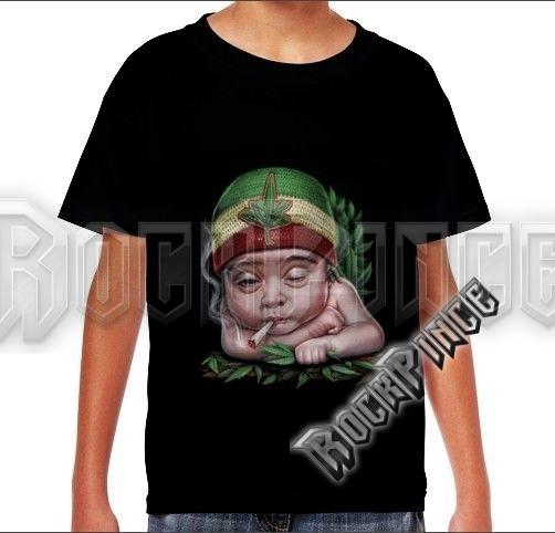 CANNABIS - KHB225 - gyerek póló