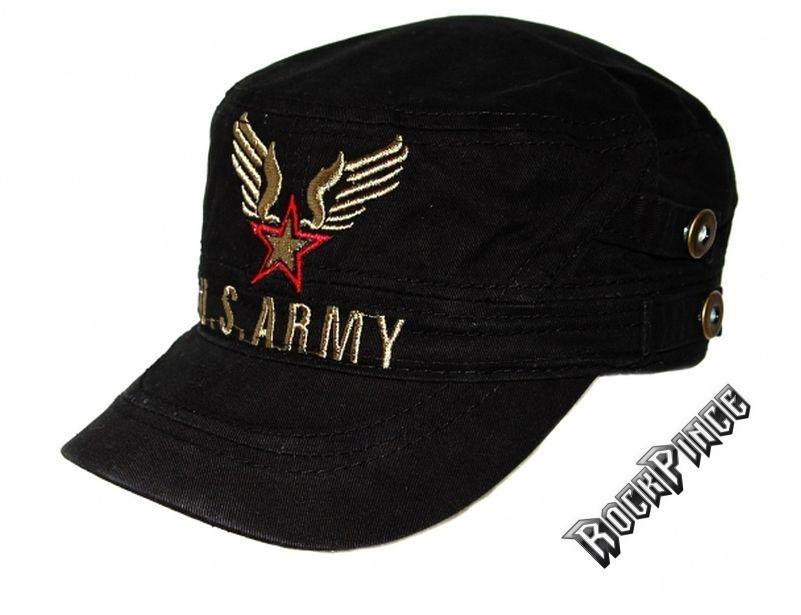 Army Cap - Red Star - CCAP 012