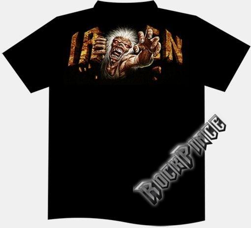 Iron Maiden - TDM-1273 - férfi póló