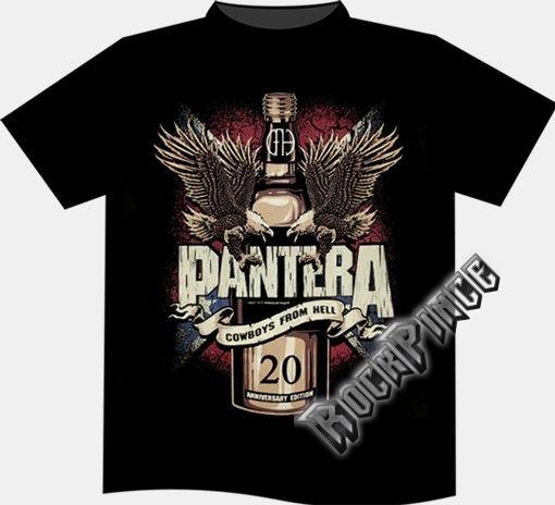 Pantera - R-207 - férfi póló - Rockpince 63cedca2ae