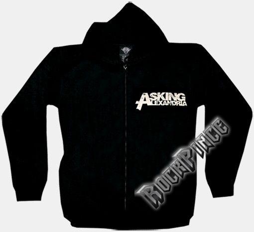 2a2056f769 Asking Alexandria - TDM-1254 - cipzáras kapucnis pulóver - Rockpince