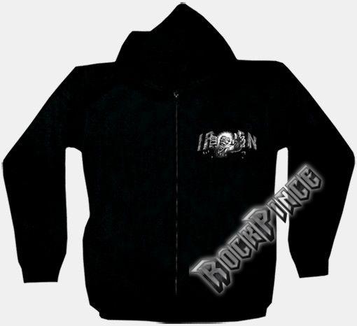 a714b0cb1e Iron Maiden - TDM-0083 - cipzáras kapucnis pulóver - Rockpince