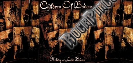 Children Of Bodom - TDM-1277 - bögre