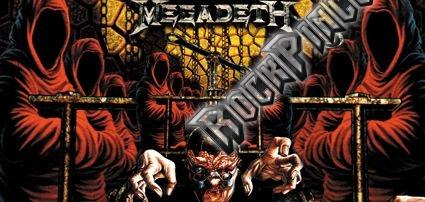 Megadeth - TDM-1288 - bögre