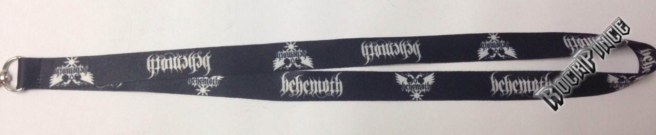 Behemoth - passztartó/kulcstartó