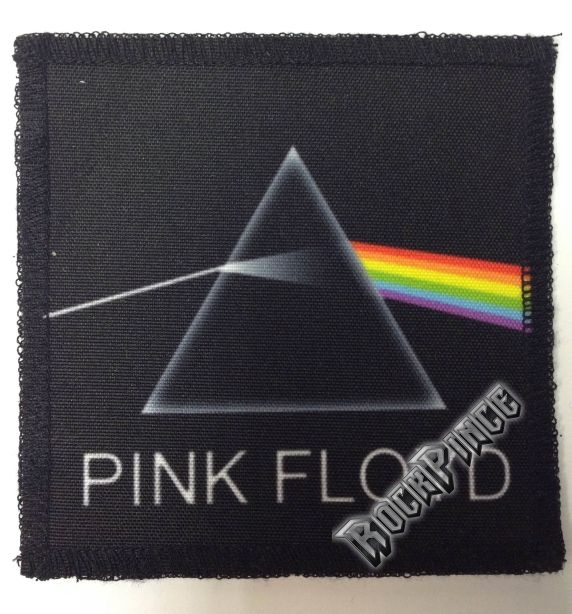 PINK FLOYD - The Dark Side of the Moon - kisfelvarró /95mmx95mm/