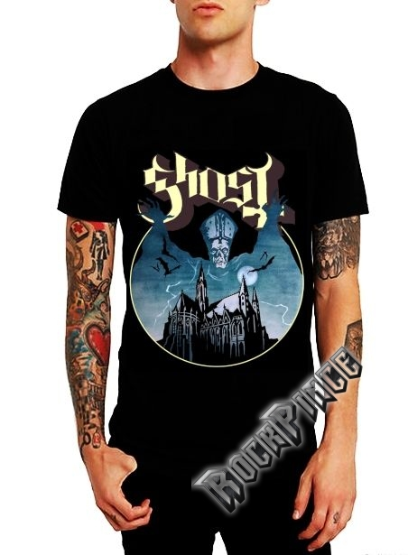 Ghost - Opus Eponymous - UNISEX PÓLÓ