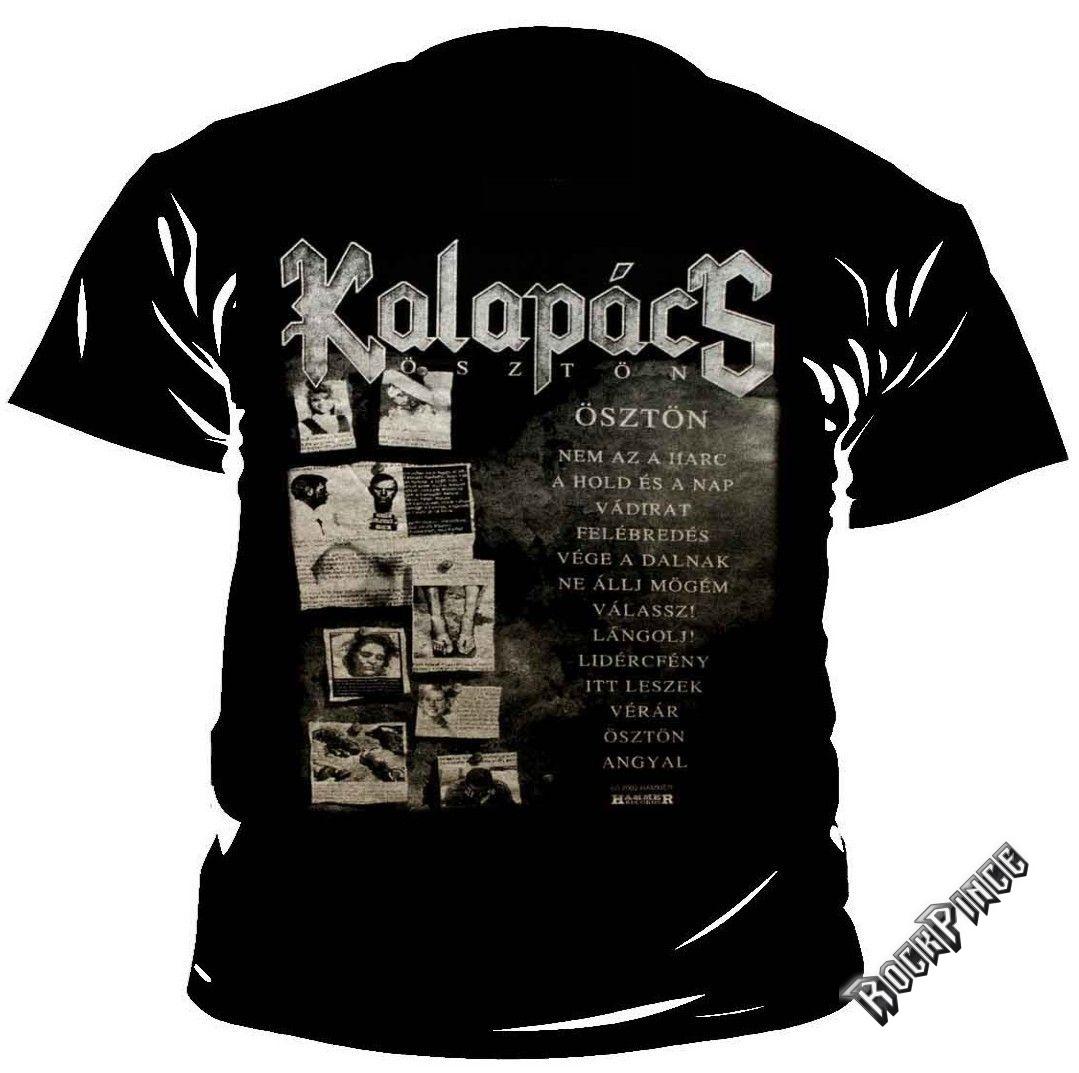 KALAPÁCS - ÖSZTÖN