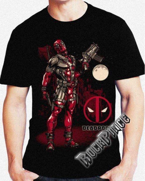 Deadpool - FTW Marvel Comics - NTS