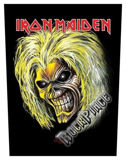 Iron Maiden Killer Eddie Backpatch - hátfelvarró