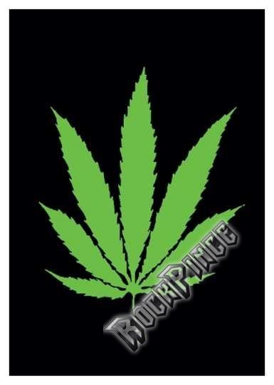 Cannabis - poszterzászló