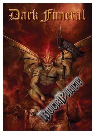 Dark Funeral - poszterzászló