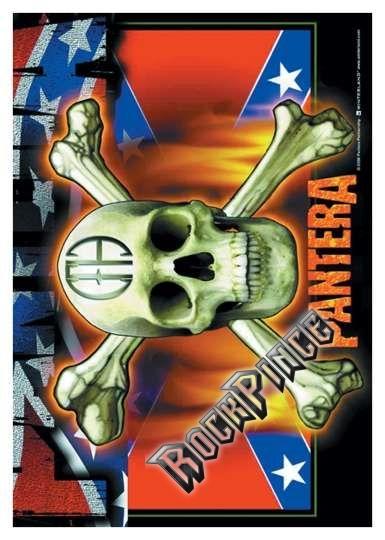 Pantera - poszterzászló