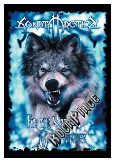 Sonata Arctica - poszterzászló