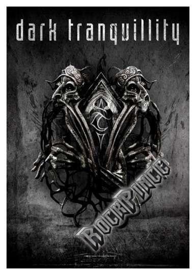 Dark Tranquillity - poszterzászló