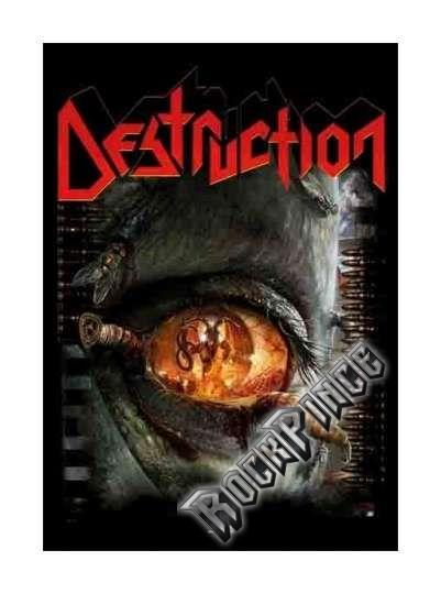 Destruction - poszterzászló