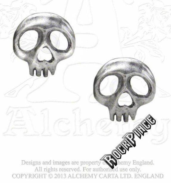 Alchemy - Skully - fülbevaló E343