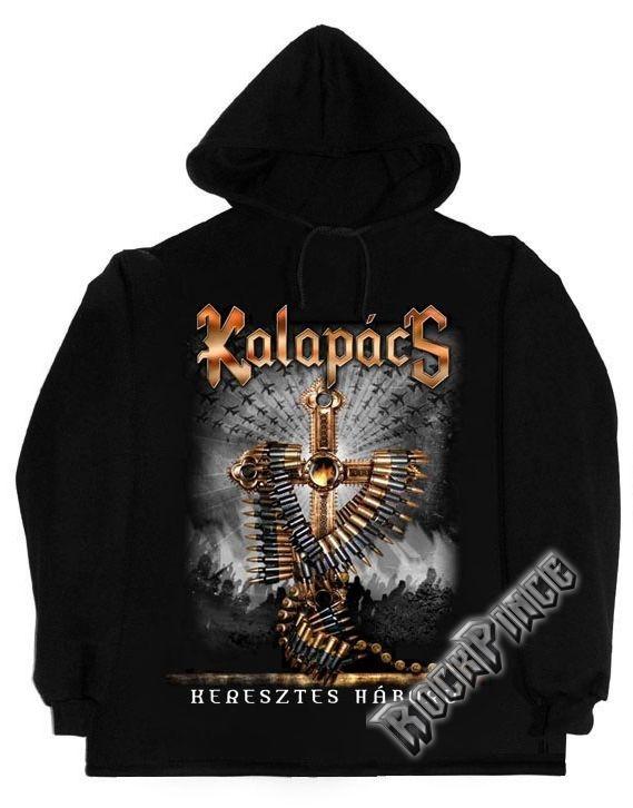 Kalapács - Keresztes Háború - cipzáras kapucnis pulóver
