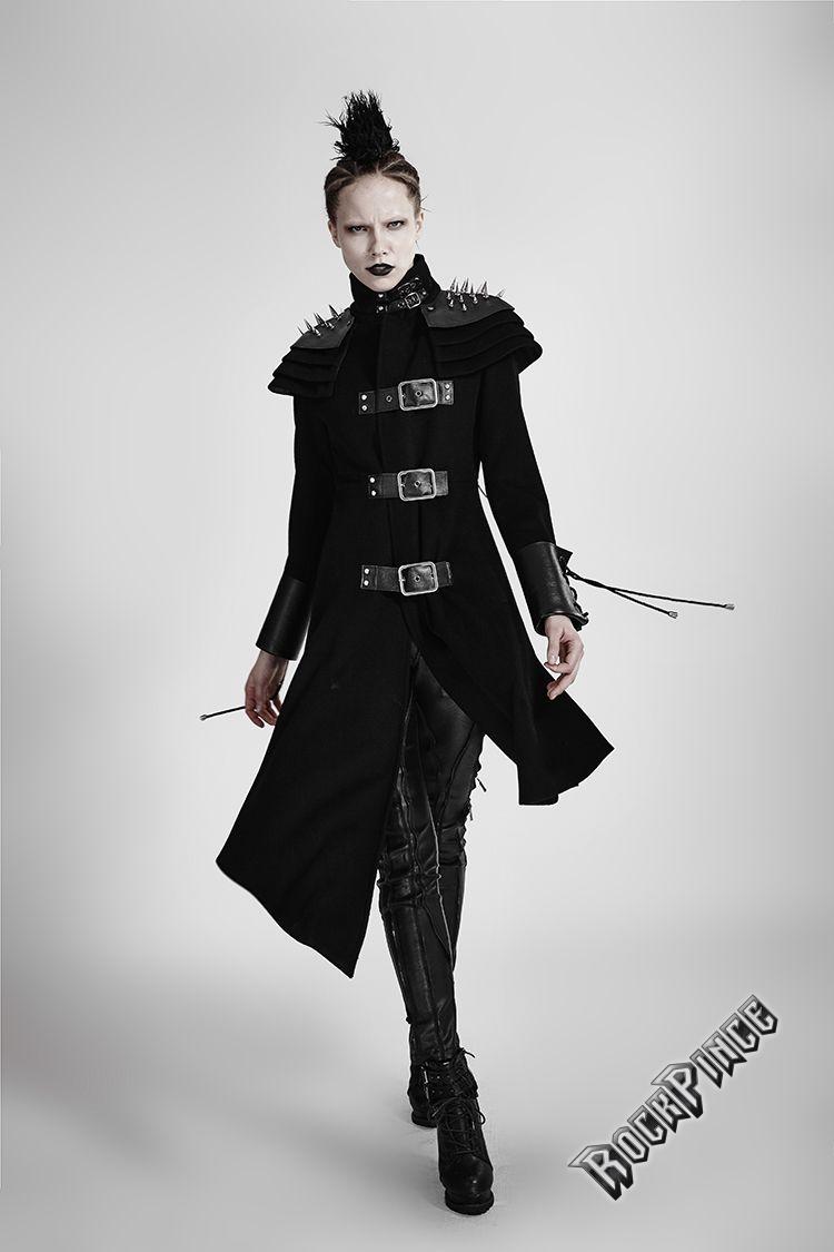 BESTIA - női kabát Y-679-bk-fem