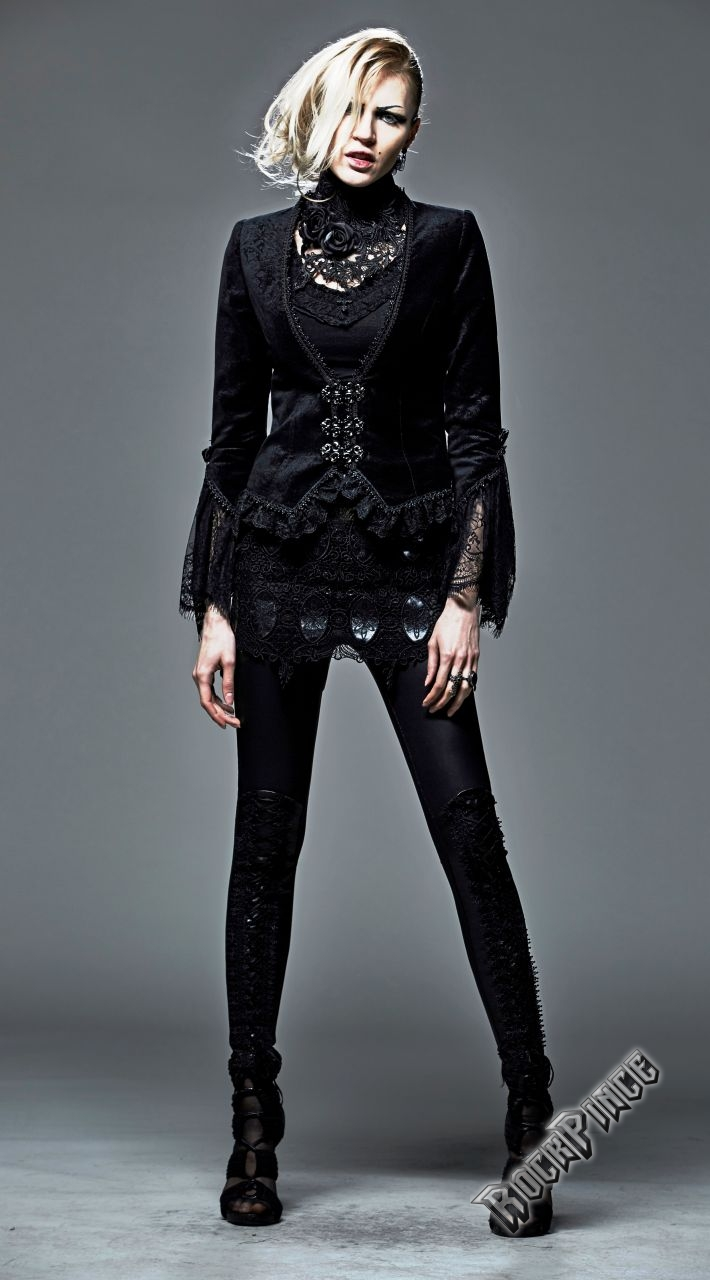 CALYPSO - női kabát Y-583-bk