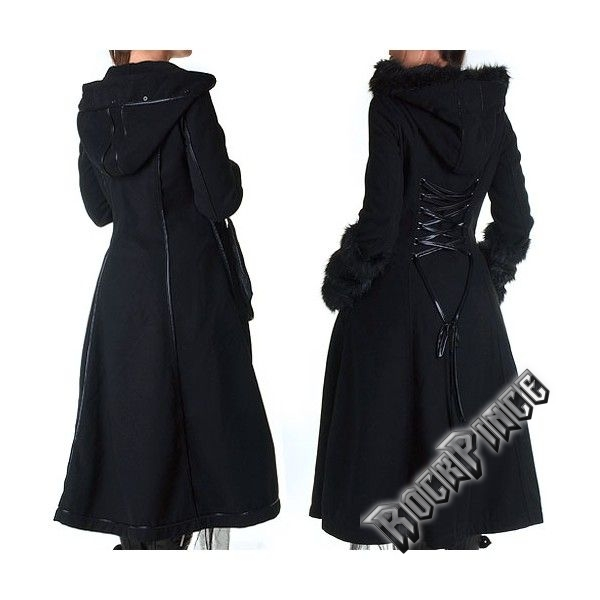 FROZEN NIGHT - női kabát LY-036-bk