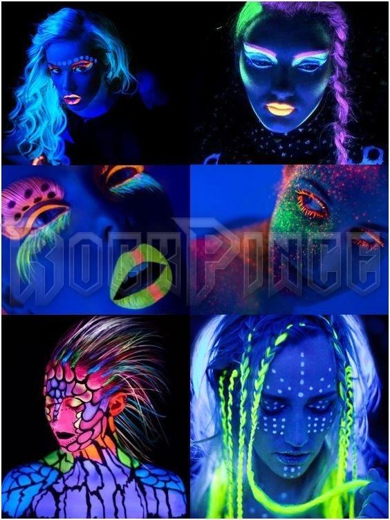 NEON - szempillaspirál Neon Mascara