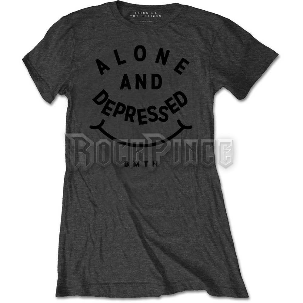 BRING ME THE HORIZON - ALONE & DEPRESSED - NŐI PÓLÓ - BMTHTS44LC