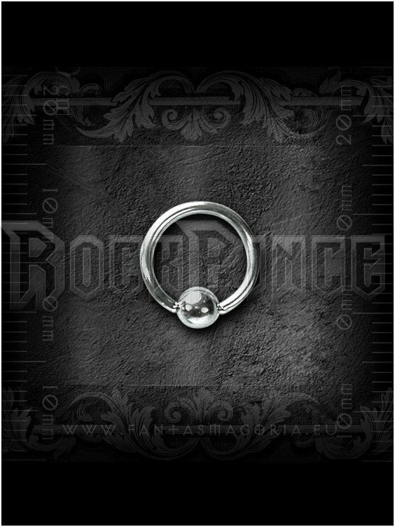 Ball closure ring - piercing BCR