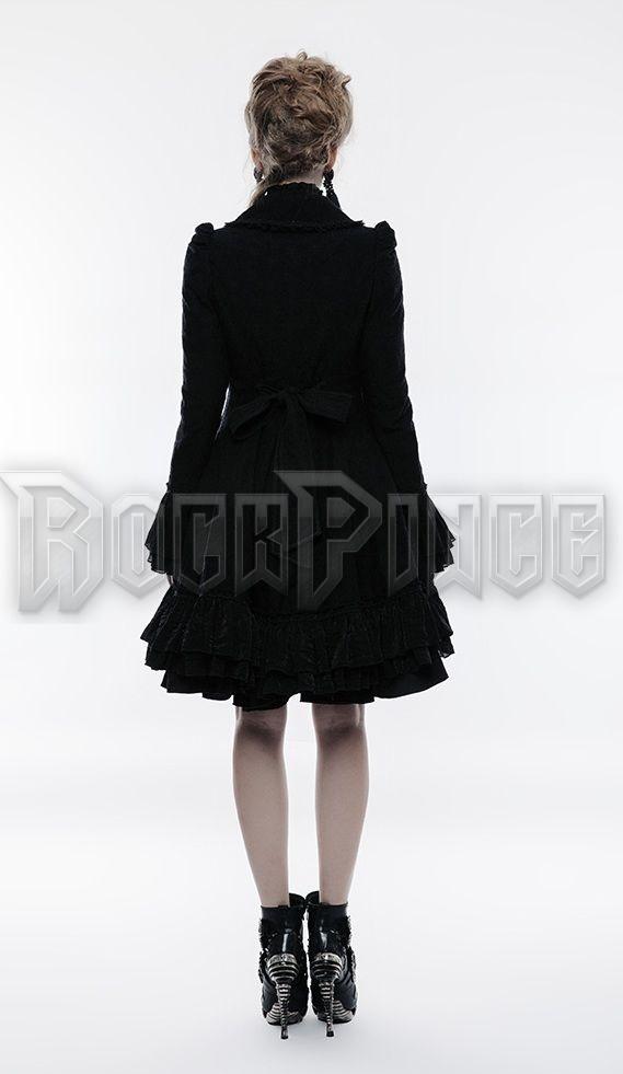 GOTHIC LILY - női kabát WLY-067