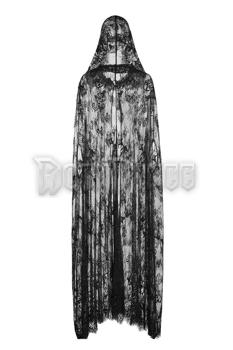 LILITH - köpeny/pelerin WY-825/BK