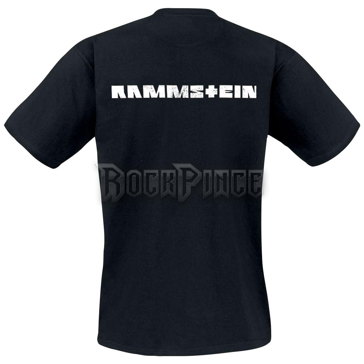 Rammstein - TDM-1606 - unisex póló