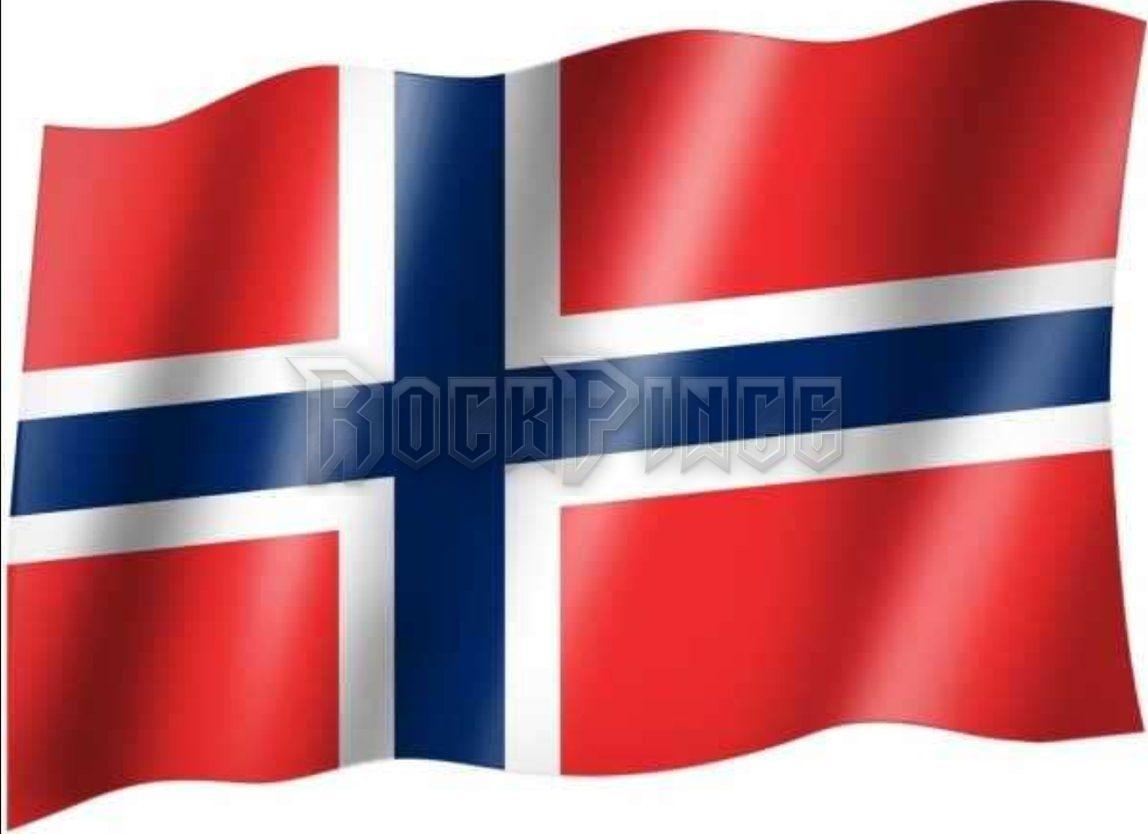 Norvég zászló