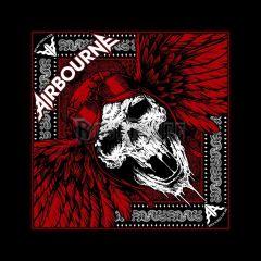 5e2914c548 Airbourne 'Red Skull' Bandana - B072