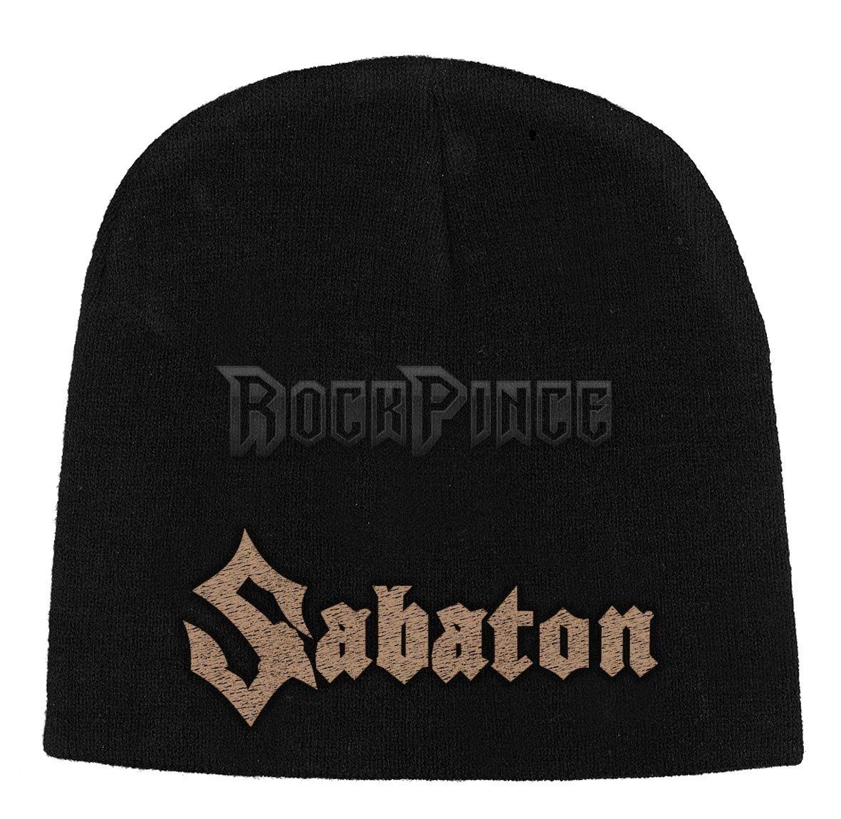 Sabaton 'Logo' beanie sapka - BH092