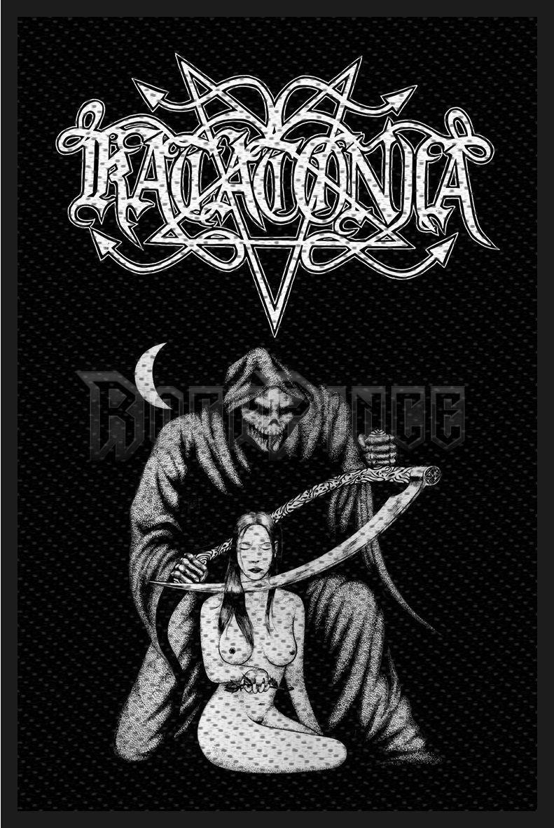 Katatonia 'Reaper' kisfelvarró - SP2952