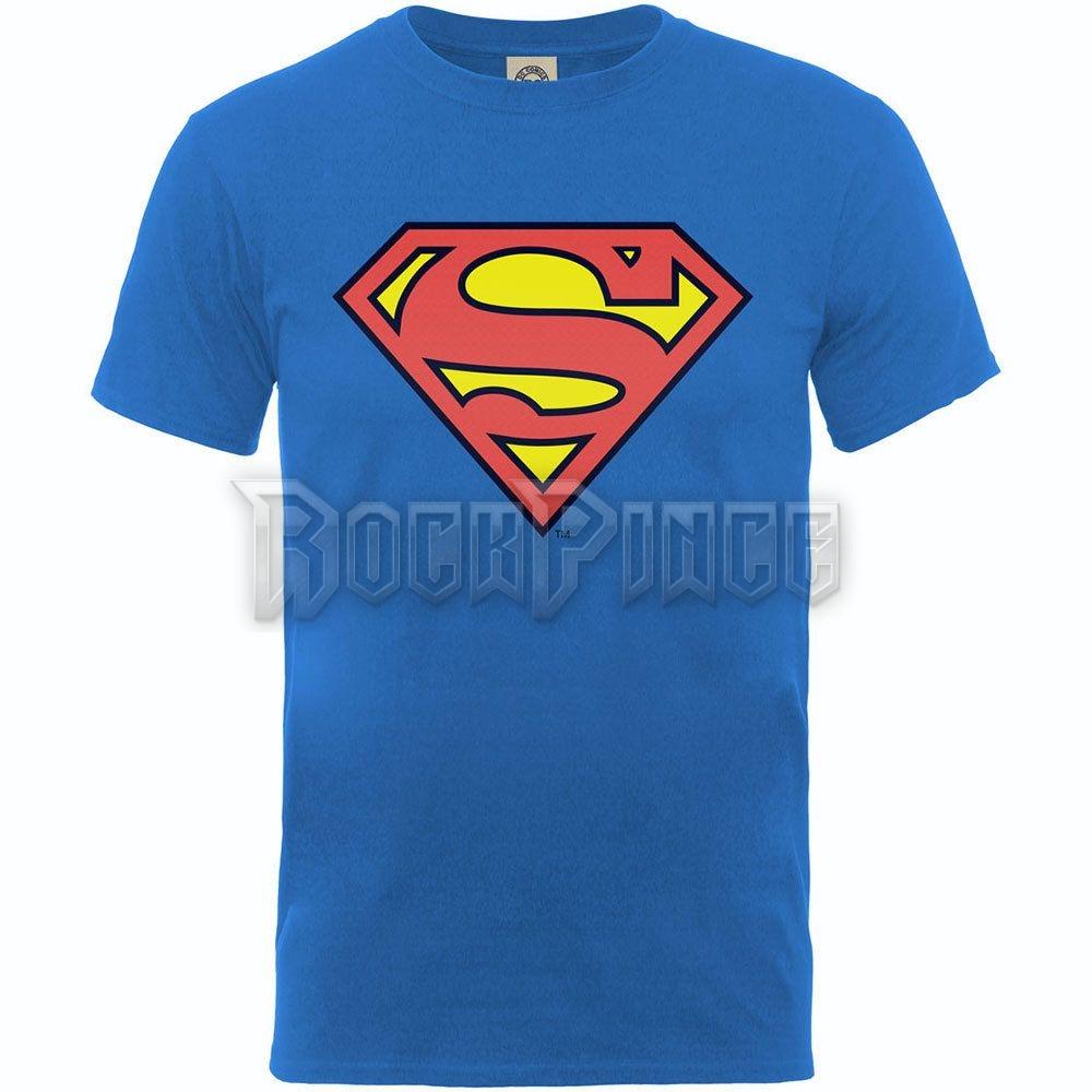 SUPERMAN SHIELD - GYEREKPÓLÓ - BILSM00233R