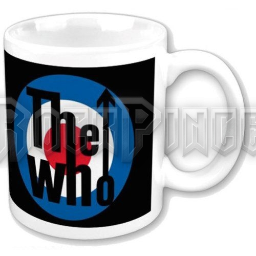 The Who bögre - Target Logo - WHOMUG02