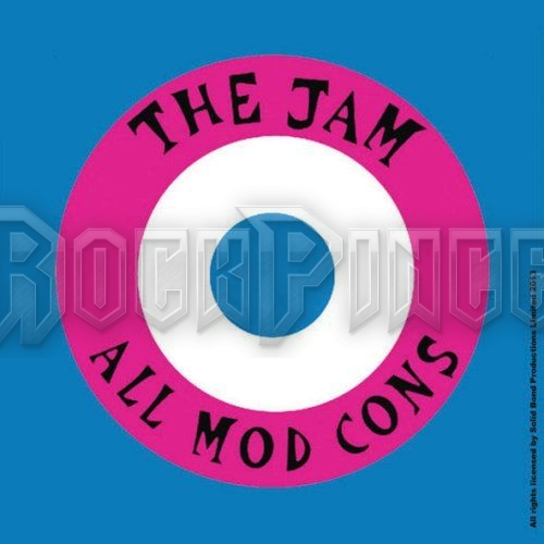 The Jam poháralátét - All Mod Cons - JACOAS02