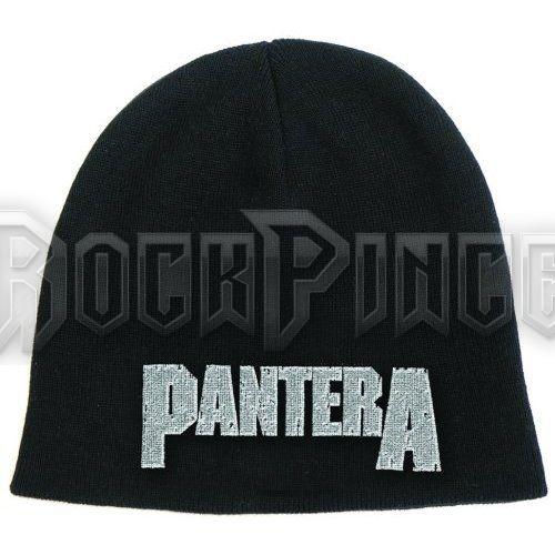 Pantera beanie sapka - Logo - PANTBEAN02
