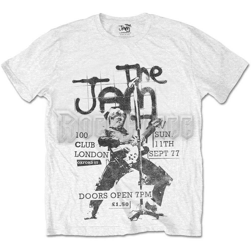 Jam férfipóló - 100 Club 77 - JA10MW