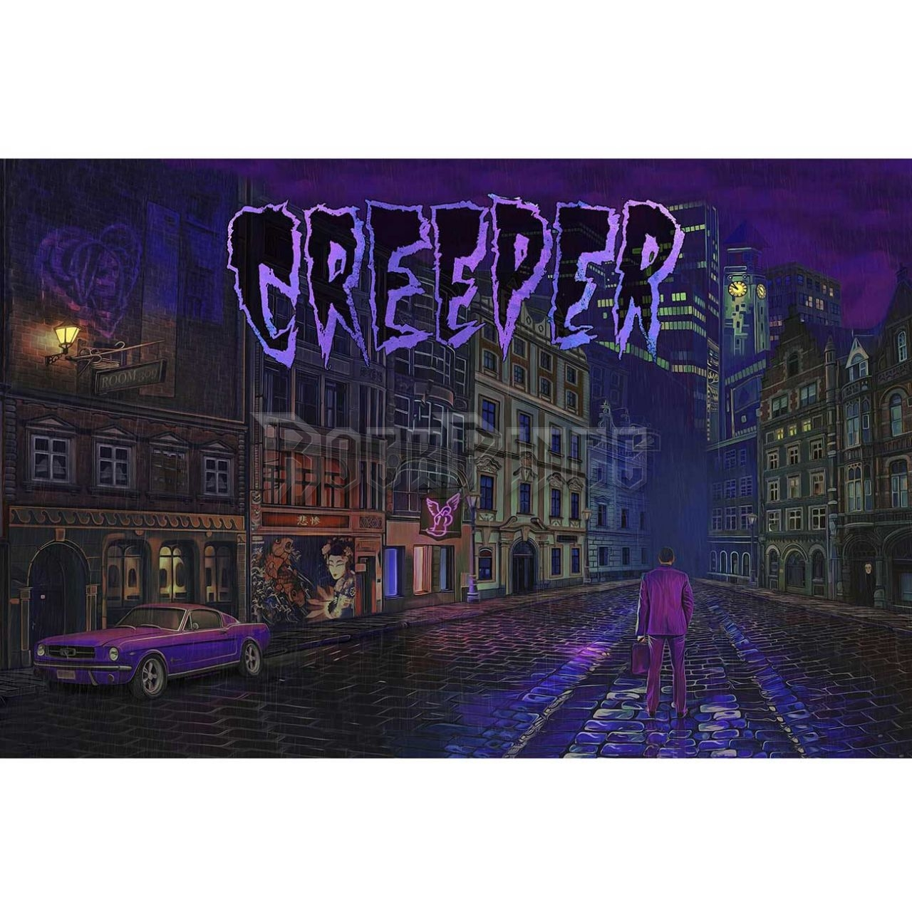 Creeper Poszterzászló: Eternity In Your Arms - TP171