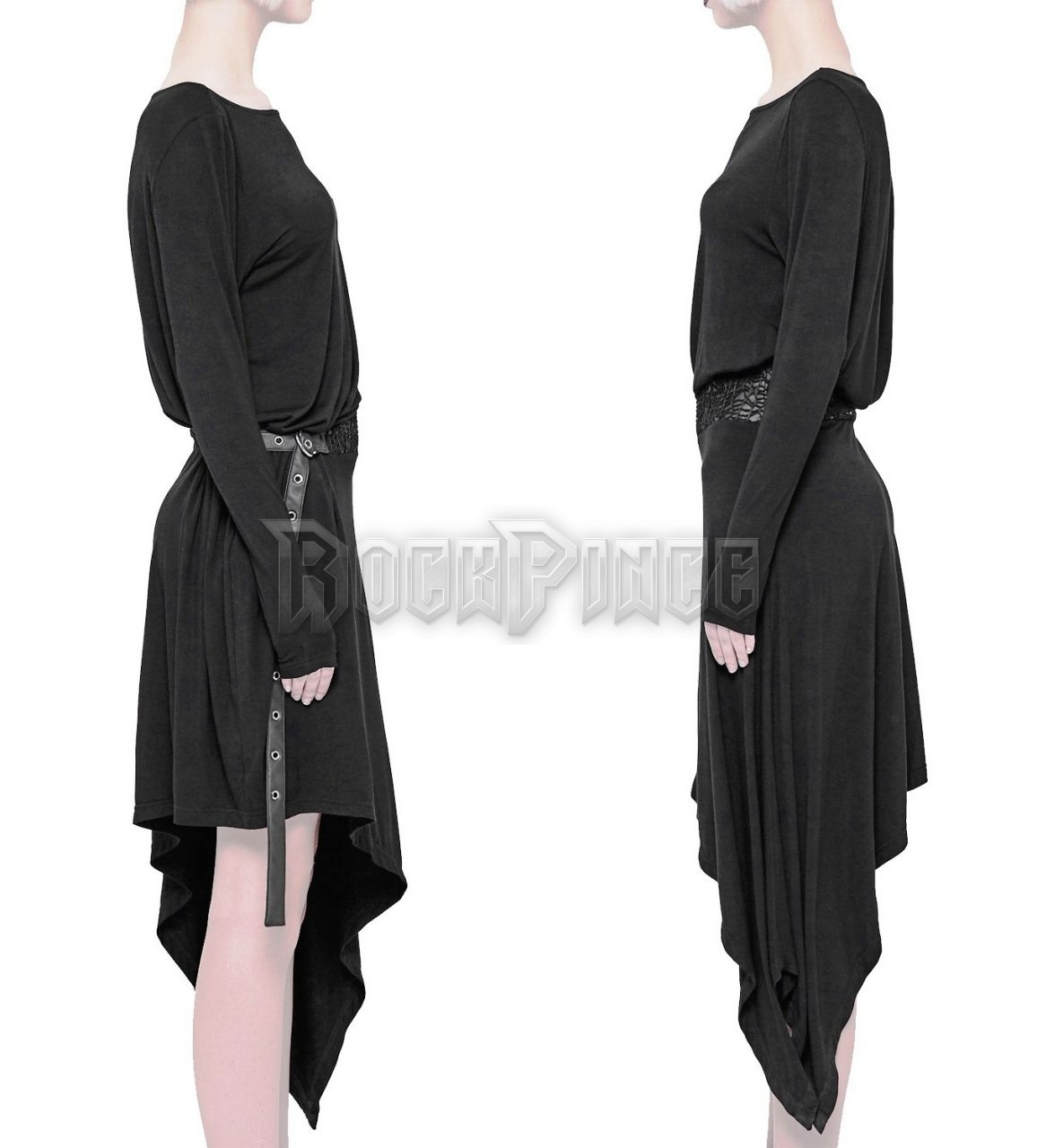 BLACK DRAMA - női ruha OQ-359-BK