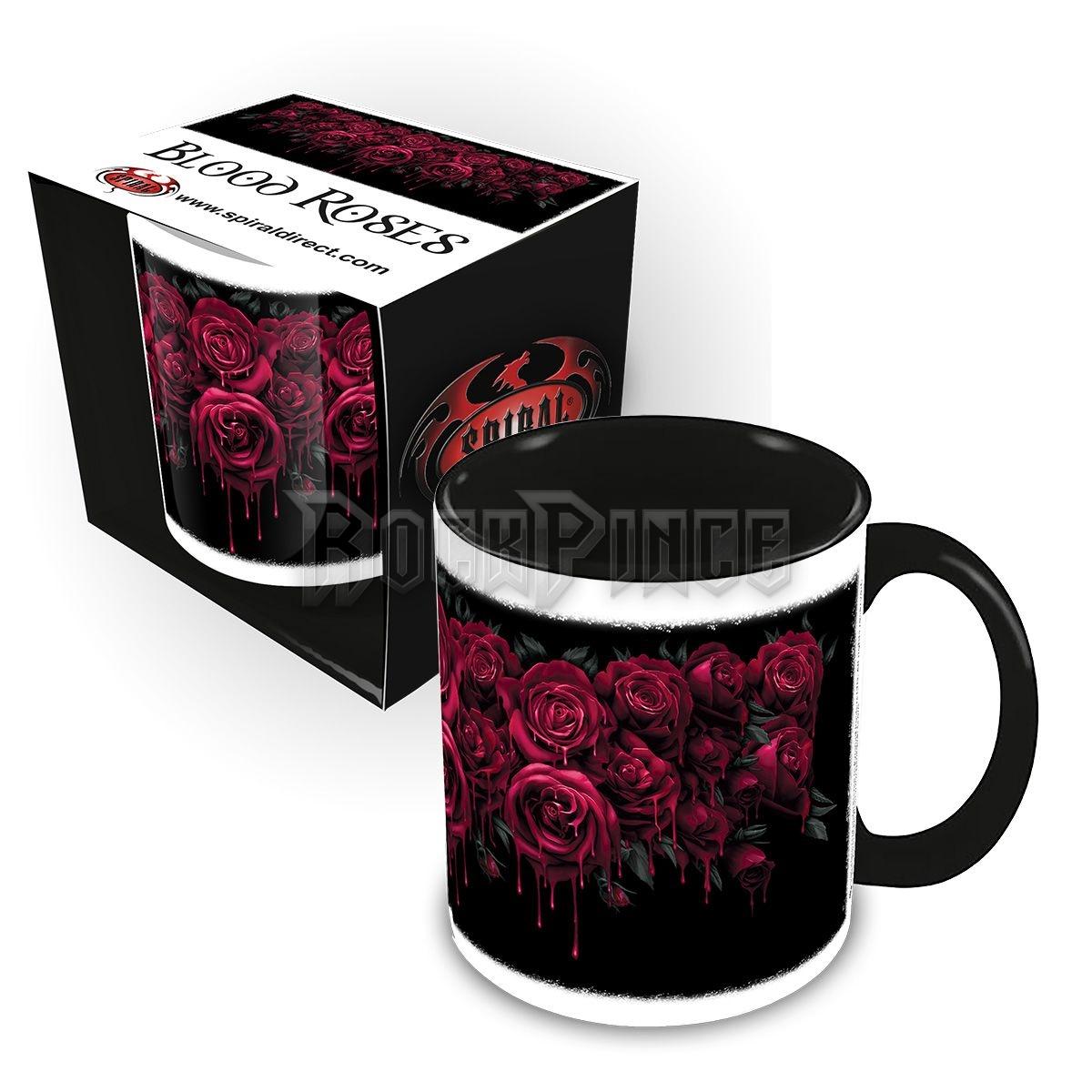 BLOOD ROSE - Ceramic Mug 0.3L - K018A003