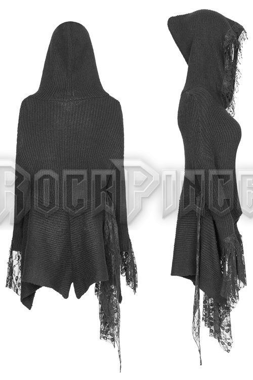 CATACLYSM - női pulóver WM-043/BK