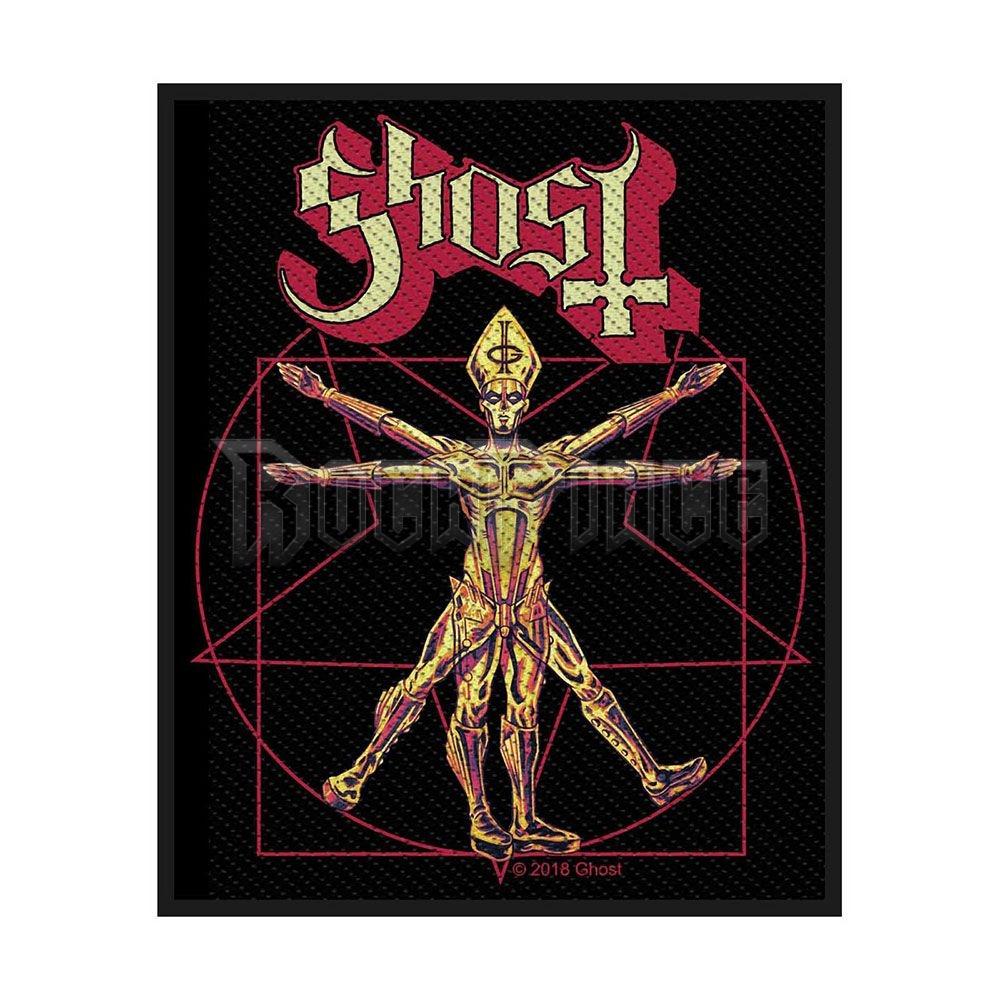 Ghost: The Vitruvian Ghost - kisfelvarró SP3028