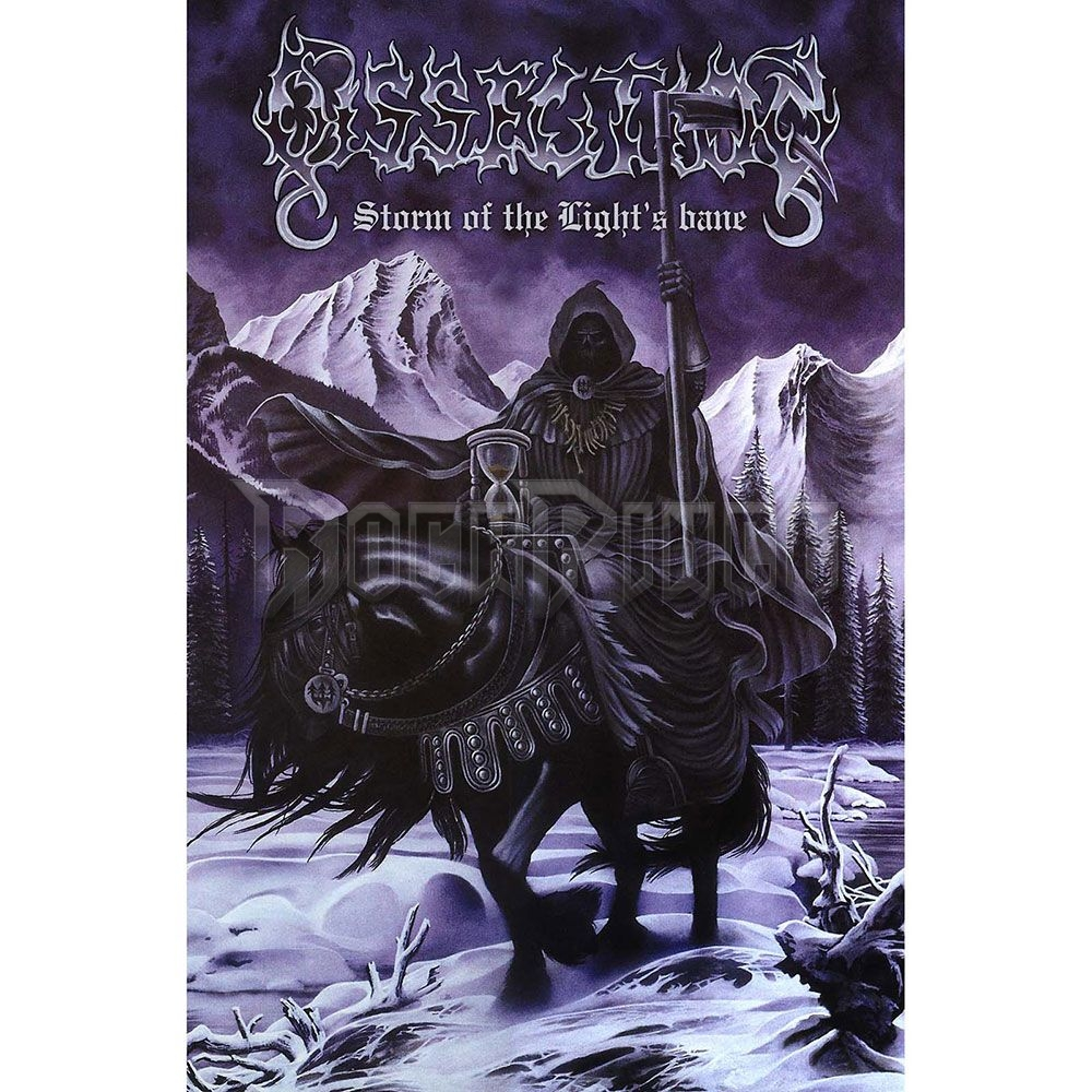 Dissection Textile Poster: Storm Of The Lights Bane - TP041