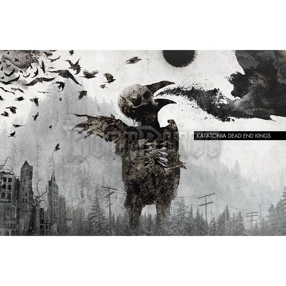 Katatonia Textile Poster: Dead End Kings - TP159